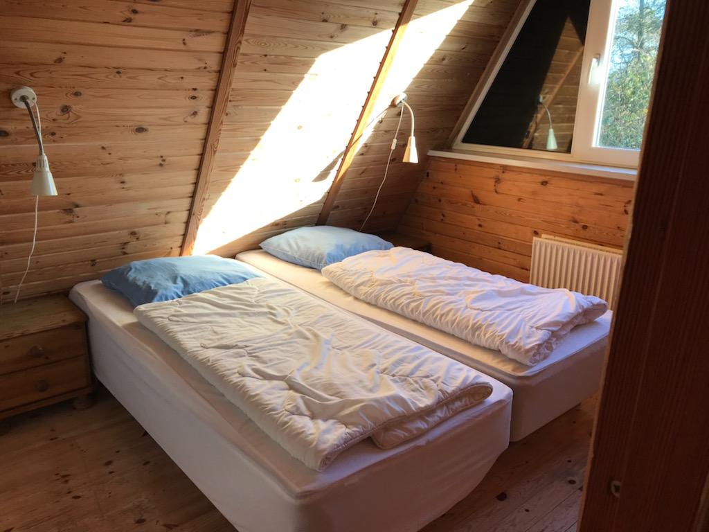 Soveværelse A-hus